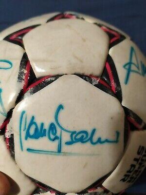 Pallone originale AC MILAN Select 1989/90 AUTOGRAFATO! 7