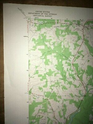 East Butler PA Bulter County USGS Topographical Geological Survey Quadrangle Map 2