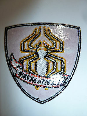Resident Evil 6 Video Game Patch Iron On Jake Muller Cosplay Ela