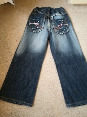 Boys Denim Jeans BHS 6 Years used In great condition 7