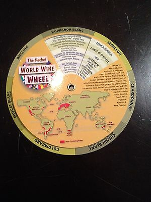 Wine Selection Chart Wheel Red And White Wine Food Choices Bulk 12 pack 2