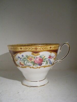 Royal Albert Lady Hamilton Tea Cup And Saucer 6