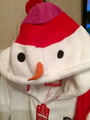 BNWT Snowman All-In-One Onezzie-Size 8-Fancy Dress Olaf Frozen Costume 2
