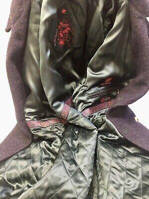 ☛ Dunkelgraue lange Trachten Jacke im Schladminger Stil Adlmaier Gr.: 26 ☚ 7