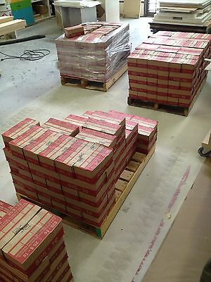 1 BANKERS box of 50 rolls - CANADA PENNIES - unsearched 2