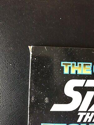 STAR TREK The Next Generation TECHNICAL JOURNAL Official Magazine 1992 2