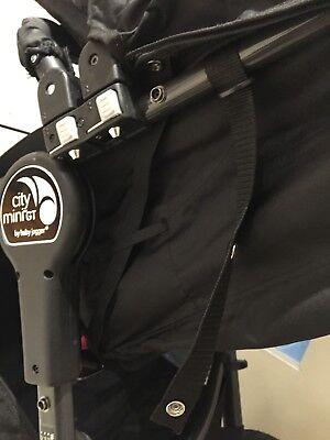 Baby Jogger City Mini Sit Me Up Straps Seat Straight Single Double GT Elite 3
