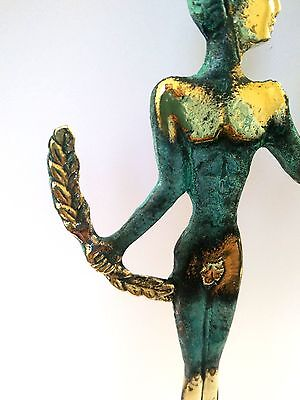 Ancient Greek Bronze Museum Statue Replica Of Olympic Games Winner Collectable 6