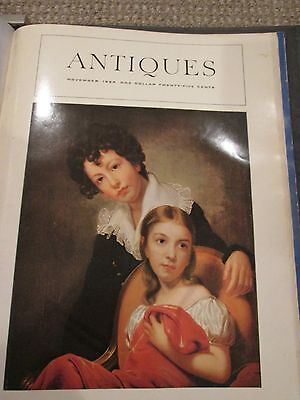 Lot of 10 Issues - The Magazine Antiques 1964 9