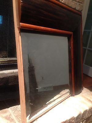 CRATE & BARREL Large Floor Mirror Corner Sample Piece - $175.00 ...