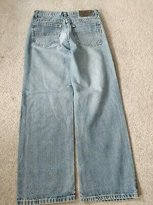 Giogio Boys Blue Straight Casual Jeans 11-12 Years 2