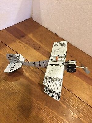Monster Energy Handcrafted Biplanes Monster Engine Zero Ultra Aluminum Art 5