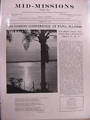 Sudan Interior Mission - Missionaries - Ephemera Collection - 20th Century 3