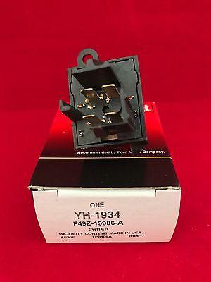 New Genuine OEM Ford Motorcraft Heater Fan Control Switch YH1934 F49H-19A642-AB