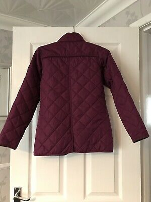 Regatta Great Outdoors Purple Quilted Jacket Age 11-12 Years 2