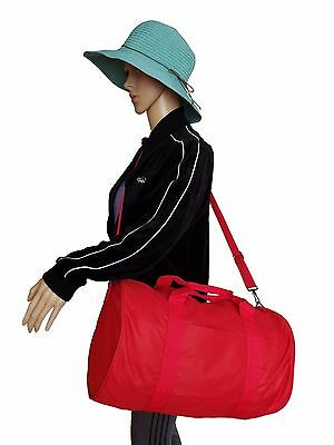 49670854df5f 6 of 7 GYM BAG YOGA Duffle Duffel Bag Travel Bag Carry-On Sports Bag 18