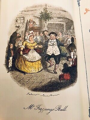Dickens, A CHRISTMAS CAROL - Top Quality Facsimile of 1843 1st Edition 5