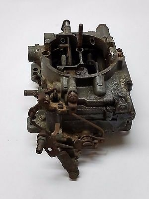 hp p center chrysler mopar performance carb pack holley packcenter carburetor six