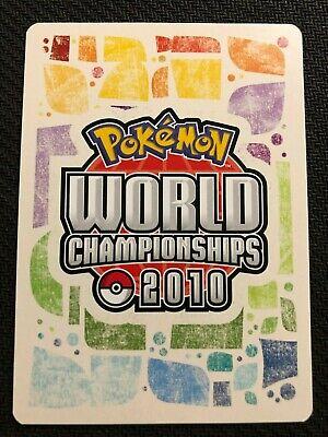 Pokemon TCG 4 X Roseanne/'s Research 125//132 World Championship PROMO Uncommon