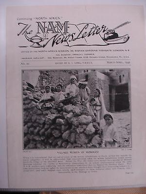 Sudan Interior Mission - Missionaries - Ephemera Collection - 20th Century 7