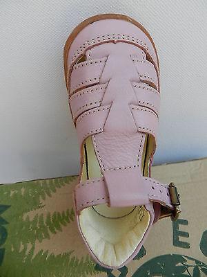 MOD8 Ekoko Sandales Chaussures Fille 20 Ballerines Rose Babies UK4 Child Neuf 4