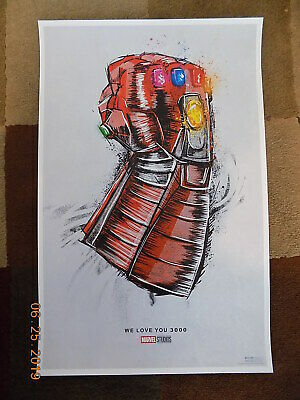 """Avengers: End Game ( 11"""" x 17"""" ) Movie Collector's Re-Release Poster Print 2"""