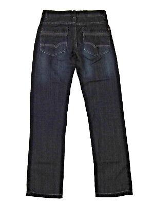 Jeans Jungen Slim fit Hose gerade 134 140 146 152 158 164 170 176 Denim 5-Pocket 2