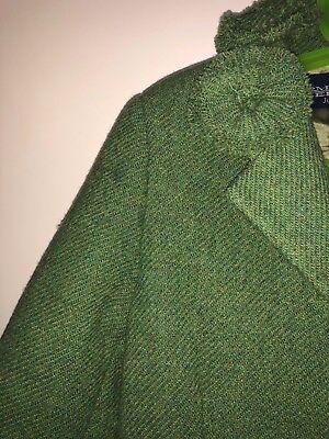 Ermanno Scervino Junior 3 Bottoni Cappotto Coat 6 Anni 11