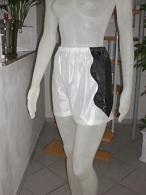 Neu Pvc Extra Soft Boxershorts Shorts Pants S M L 3