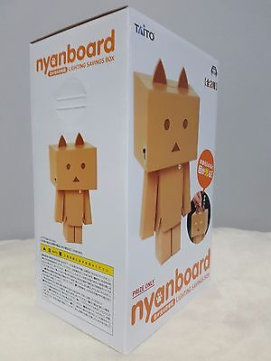2 Of 5 Danboard Nyanboard Danbo Light Up Piggy Bank Taito Brand New