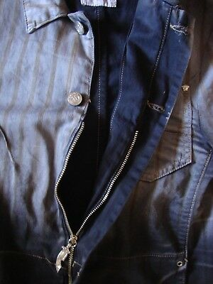 JACKET boy child vintage VERSACE YOUNG TG.140 cm-  Made in Italy Rare 3
