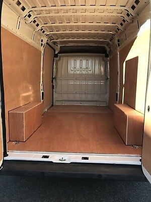 Vauxhall Movano L4 XLWB Full Ply Lining Kit 2010 Onwards Free Delivery