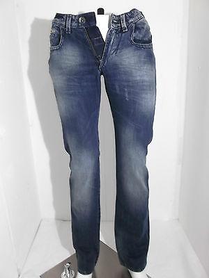 Jeans uomo denim energie virgo slim fit pantaloni taglia W 28 29 30 33 nuovo