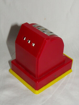 Spielzeug Registrierkasse Kasse für Kaufmannsladen 2