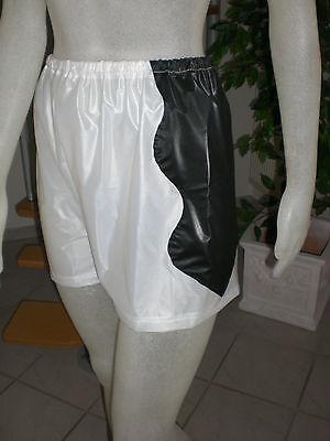 Neu Pvc Extra Soft Boxershorts Shorts Pants S M L 8