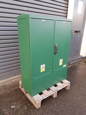 GRP Electric Enclosure, Kiosk, Cabinet, Meter Box, Housing (W800, H1064, D320)mm 2