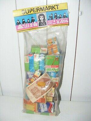 Antik Spielzeug Kaufladen Kaufmannsladen Puppenstube Puppenhaus OVP 60er Jahre 3