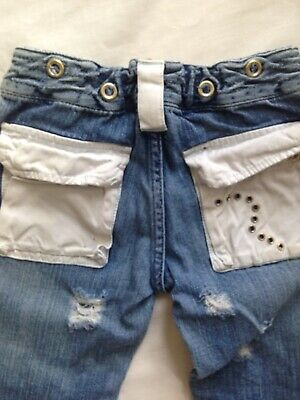 Ra-re The Kid Rare Jeans Size 6 Rags-recycle 9