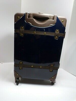 Pottery Barn Harry Potter Hard Sided Ravenclaw Carry-on Spinner Suitcase #4625 6