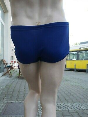 SEEADLER Badehose Grisuten Gr. 7 blau 70er TRUE VINTAGE 70s swimming trunks 6