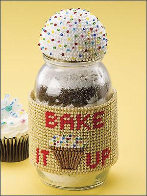 Gifts Bottle Message Around a Jar Quick Celebration Designs Plastic Canvas Book