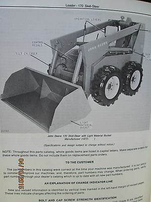 John Deere 317 Skid Steer Parts Manual Trendy Shop By Part With