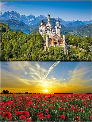 20 St LANDSCHAFTSKARTEN SET 1 Postkarten-Set Ansichtskarten Landschaften Natur