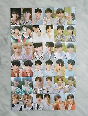 SEVENTEEN : 5th Mini Album - You Make My Day Official Photocard KPOP 4