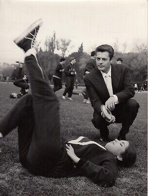 """©Pierluigi 1959, Marcello Mastroianni et divers """"TUTTI INNAMORATI"""" 6 tirages 5"""