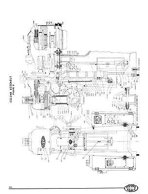 moore model 3 jig borer maintenance and operation manual 116 rh picclick com Jig Bore Machine Jig Grinder Collets