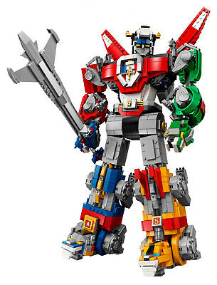 LEGO IDEAS 21311 Voltron Legendary Defender of the UNIVERSE NEU OVP BLITZVERSAND 3