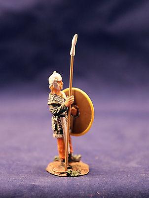 Sammelfigur/Antike/Cimbri Warrior 2nd Century BC / Deagostini/OVP/Maßstab 1:32