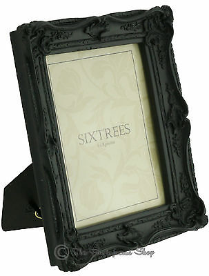 Ornate Vintage Antique Shabby & Chic Photo Frame 4 Colours  4x4 6x4 7x5 8x6 10x8 9