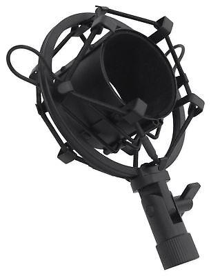 Rockville RCM02 Pro Studio Recording Condenser Microphone Mic+Shock Mount+Shield 5